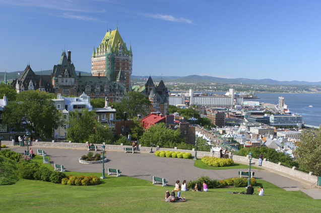 2015 Quebec Trip