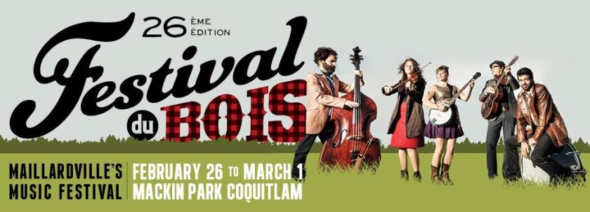 Festival du Bois Header
