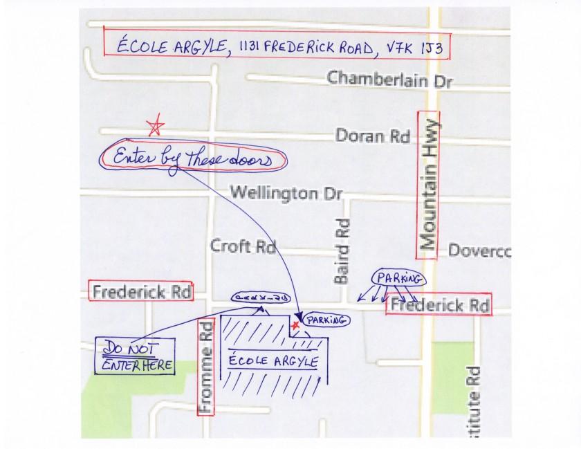 CPF Argyle - School Location - Map #002 - 151004