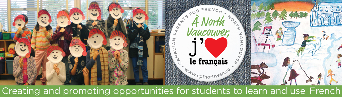 Canadian Parents for French | North Vancouver Chapter